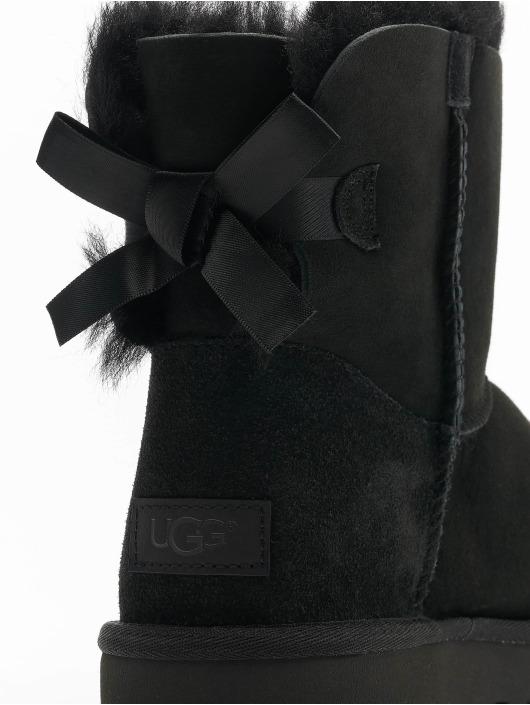 UGG Støvler Mini Bailey Bow II sort
