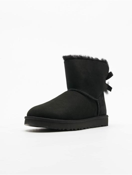 UGG Vapaa-ajan kengät Mini Bailey Bow II musta