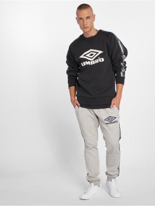 Umbro Пуловер Taped черный