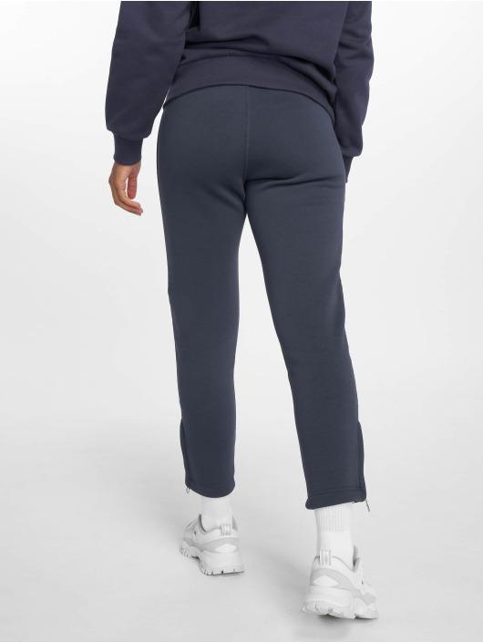 Umbro Спортивные брюки Tape Side Crop синий