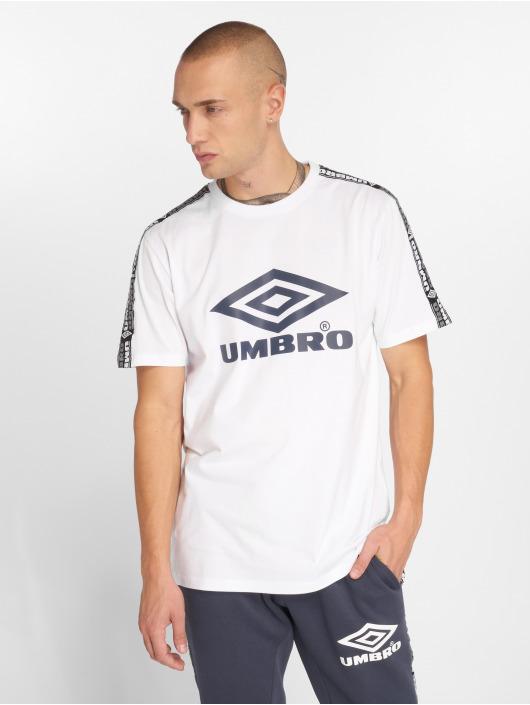 Umbro Футболка Taped Crew белый