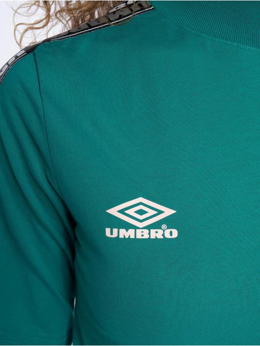 Umbro Футболка High Neck зеленый