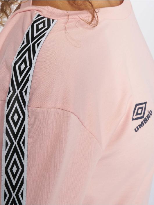 Umbro Футболка Scoop Back розовый