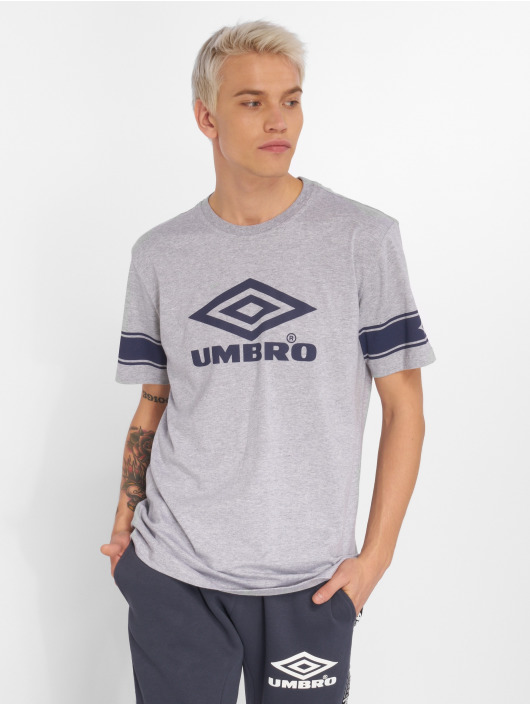 Umbro Футболка Barrier серый