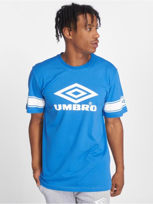 Umbro Camiseta Barrier azul