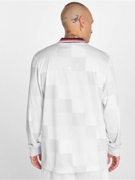 Umbro Camiseta de manga larga Monaco LS Football blanco