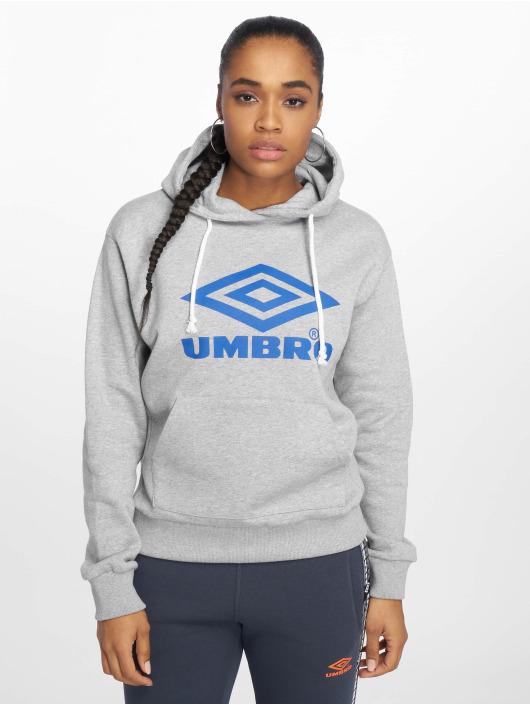 Umbro Hoodies Logo grå