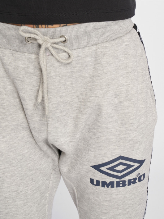 Umbro joggingbroek Taped grijs