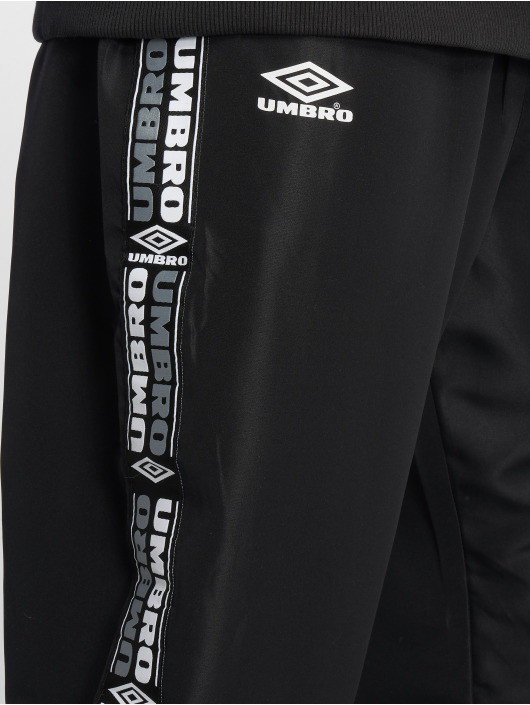 Umbro joggingbroek Tangant Shell zwart