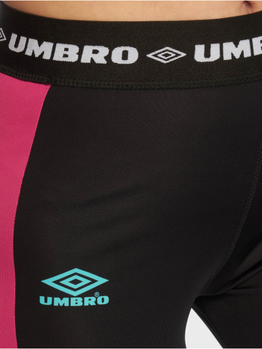 Umbro Leggings/Treggings Islander black