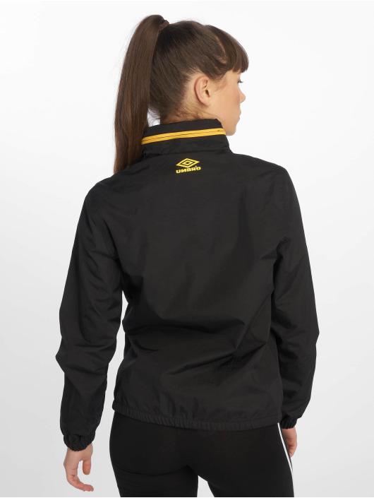 Umbro Lightweight Jacket Cavalier Cagoule black