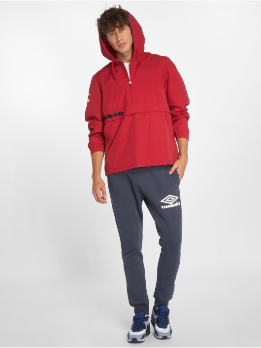 Umbro Lightweight Jacket Borough red