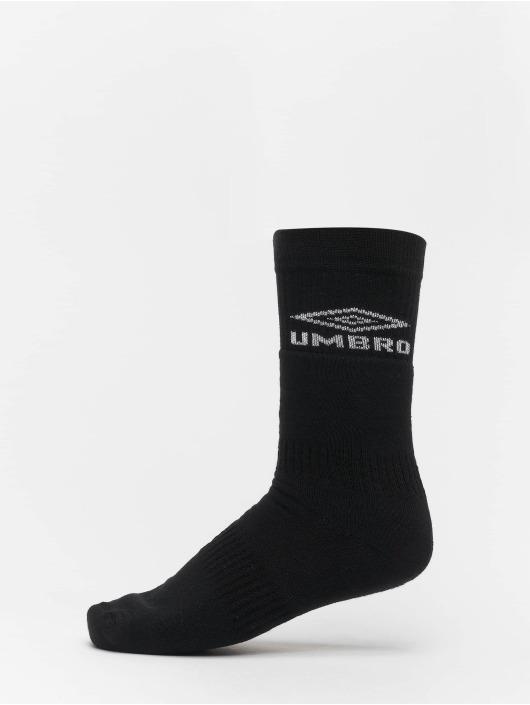 Umbro Ponožky Classico Tube èierna