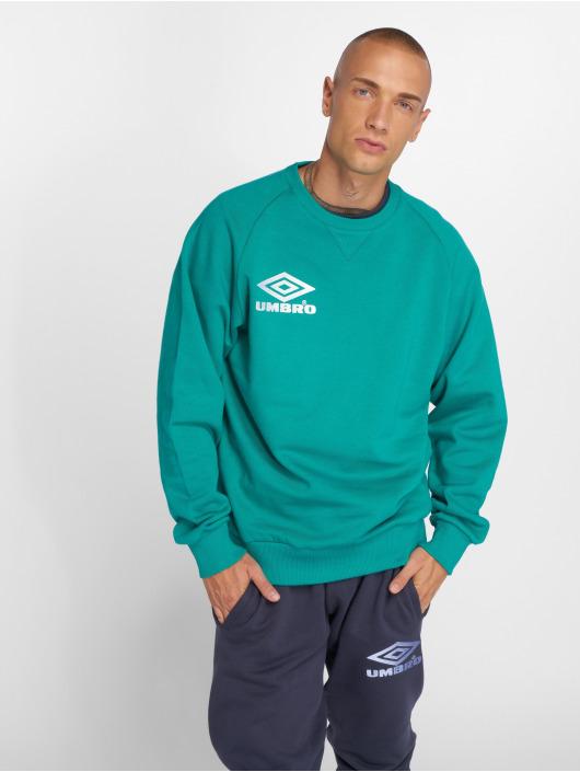 Umbro Pullover Classico Crew grün