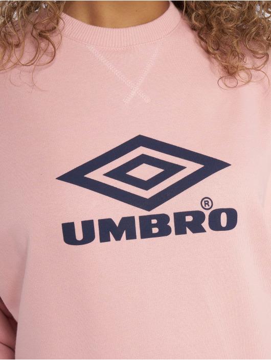 Umbro Puserot Logo roosa
