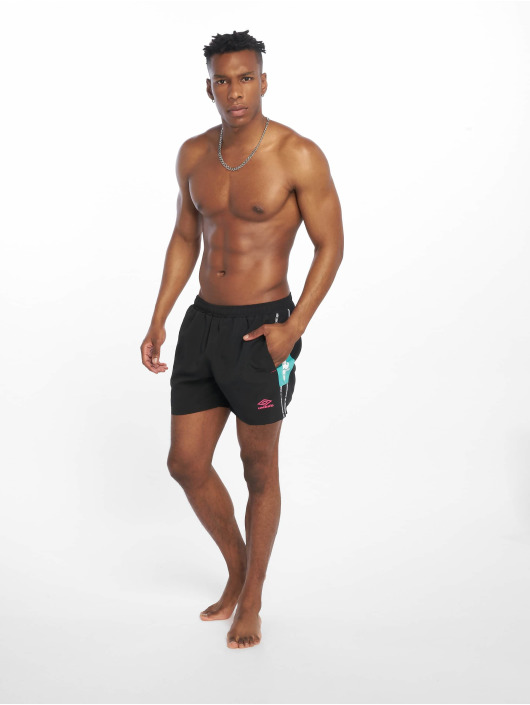 Umbro Short de bain Horizon Swim noir