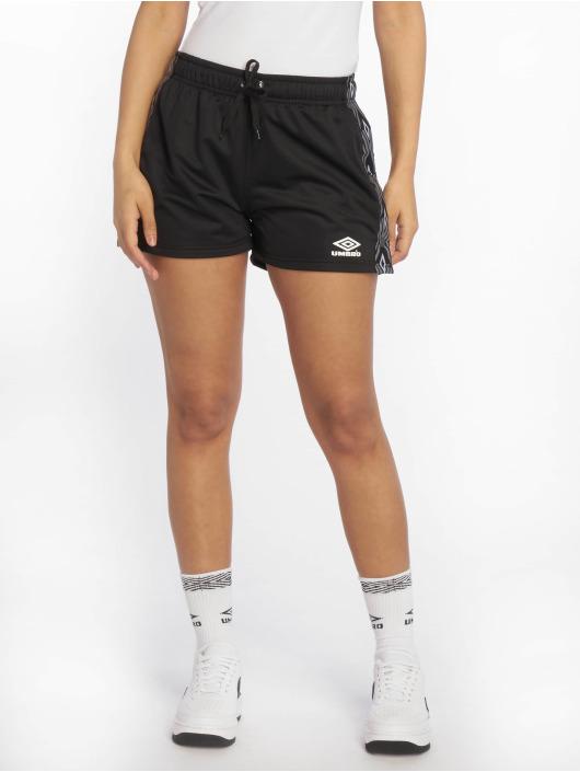 Umbro Shorts Elite Popper schwarz