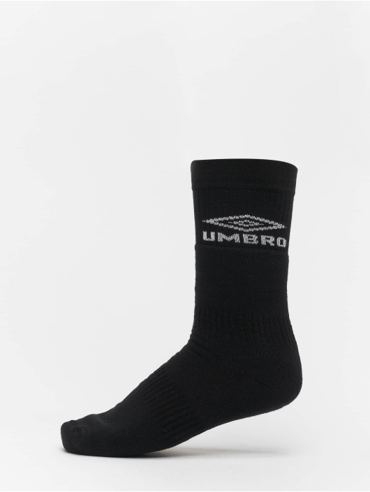 Umbro Socken Classico Tube schwarz