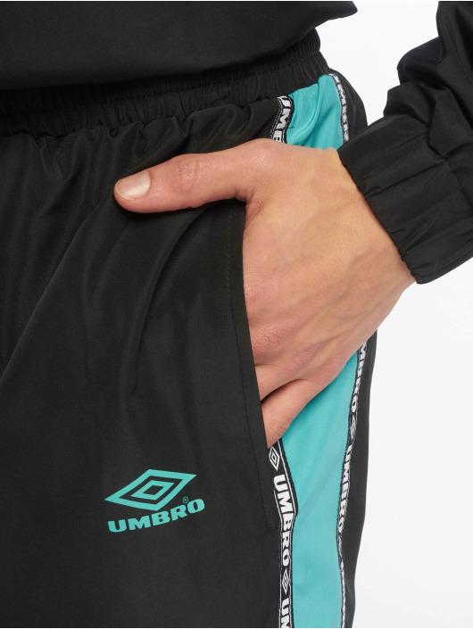 Umbro Spodnie do joggingu Umbro Sonar Shell czarny