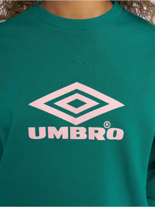 Umbro Svetry Logo zelený