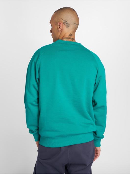 Umbro Sweat & Pull Classico Crew vert
