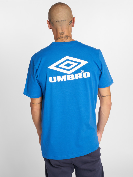 Umbro T-paidat Classico Crew Logo sininen