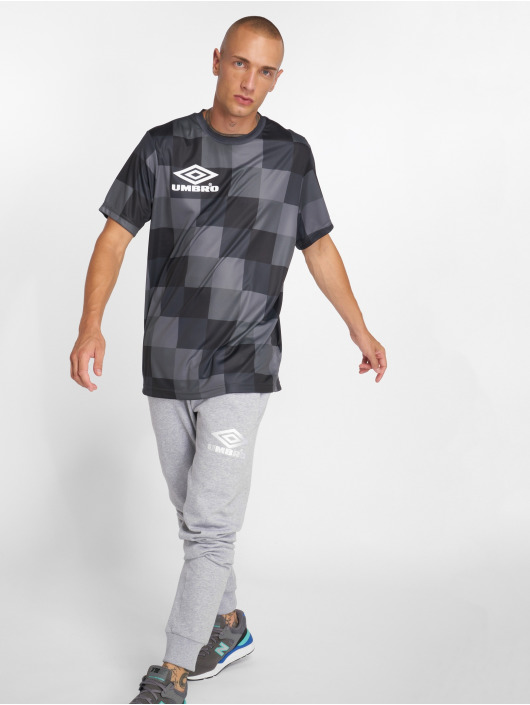 Umbro T-Shirt Monaco black