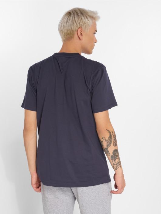 Umbro t-shirt Templar blauw