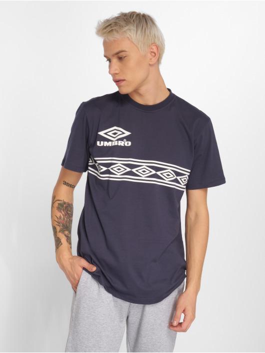 Umbro T-shirt Templar blu