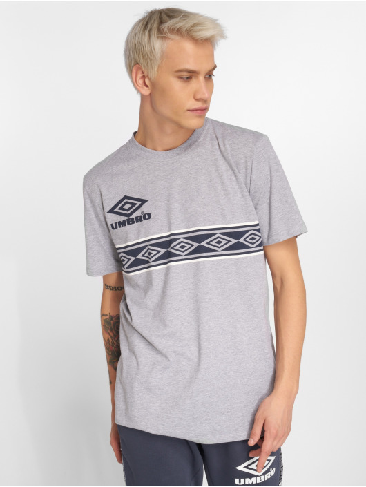 Umbro T-shirt Templar grå