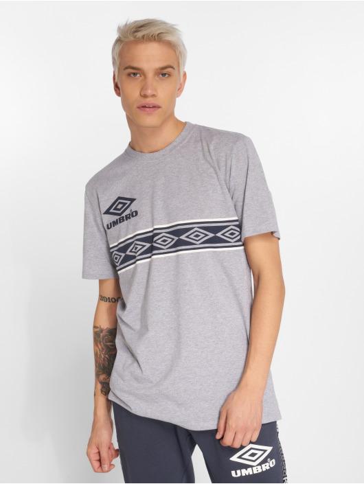 Umbro T-shirt Templar grigio