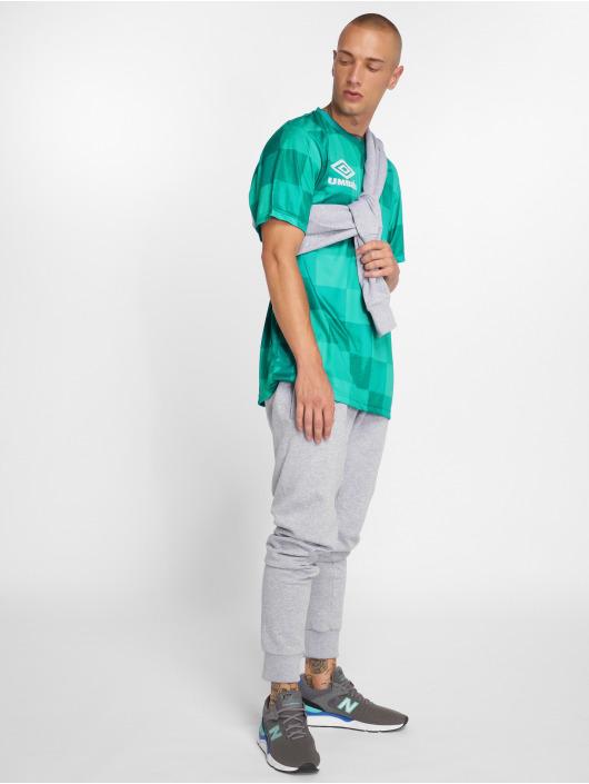 Umbro T-Shirt Monaco grün