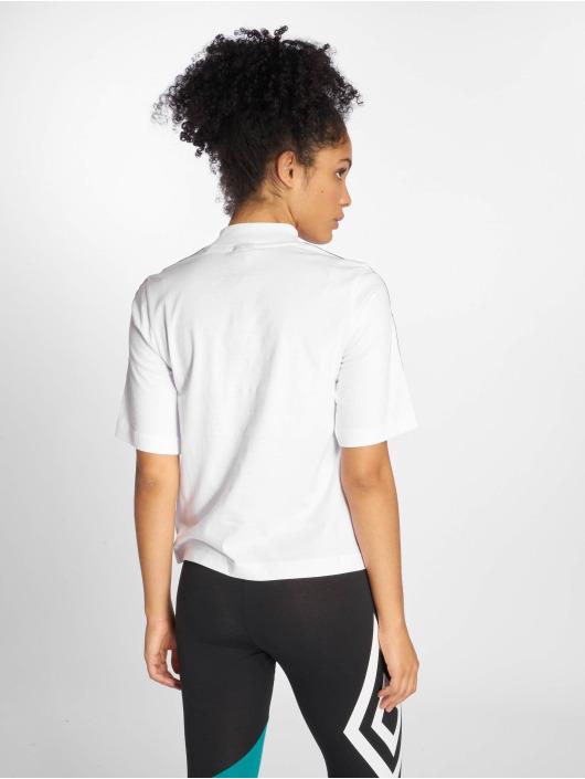 Umbro T-Shirt High Neck weiß