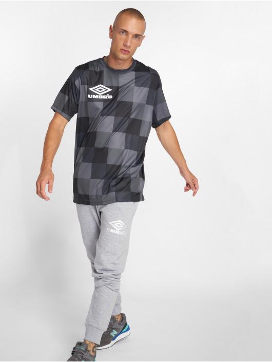 Umbro t-shirt Monaco zwart
