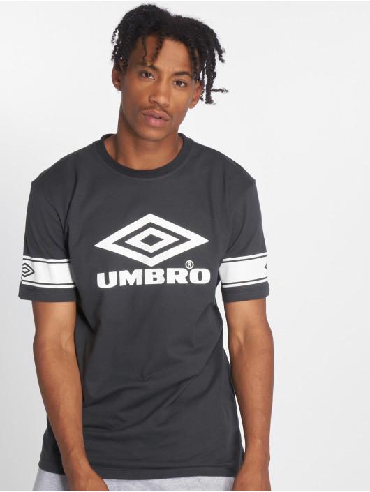 Umbro T-Shirty Barrier czarny