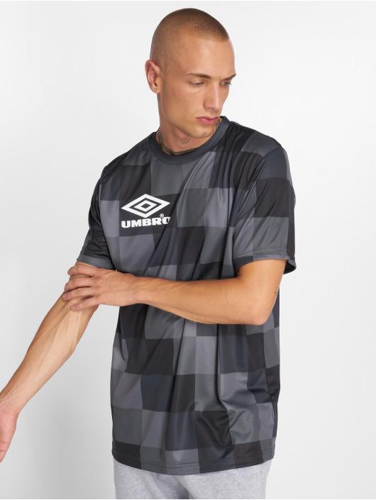 Umbro T-Shirty Monaco czarny