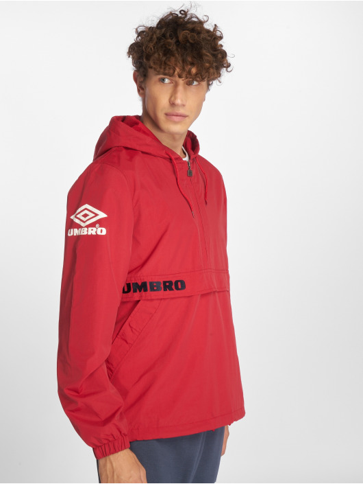 Umbro Transitional Jackets Borough red