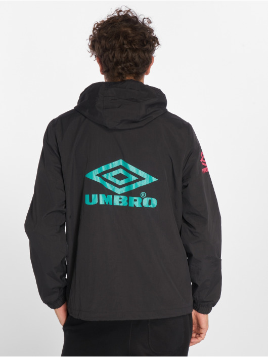 Umbro Transitional Jackets Borough svart