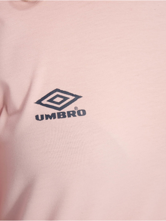 Umbro Trika Scoop Back růžový