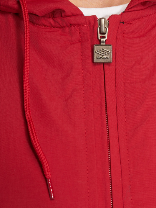 Umbro Übergangsjacke Borough rot