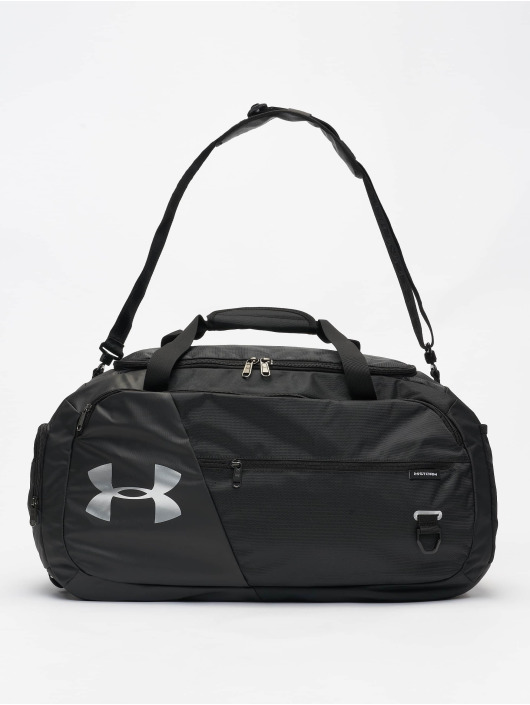 Under Armour Bolsa de entrenamiento Undeniable 4.0 Duffle Medium negro