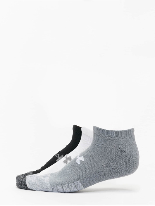 Under Armour Calcetines Heatgear NS gris