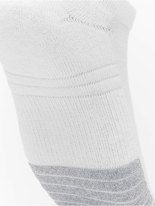 Under Armour Chaussettes Heatgear NS blanc