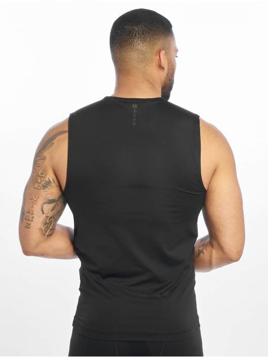 Under Armour Compressie t-shirts UA Rush Compression zwart