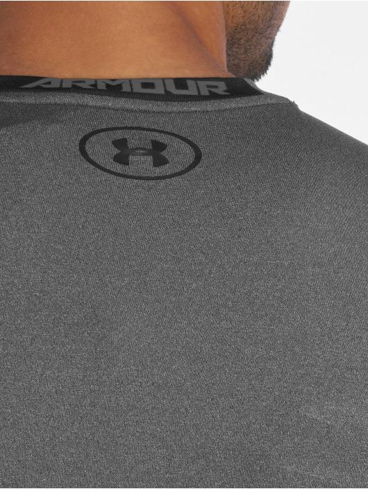 9523de16c10f6 Under Armour Débardeur Men's Ua Heatgear Armour Sleeveless Compression  Shirt gris