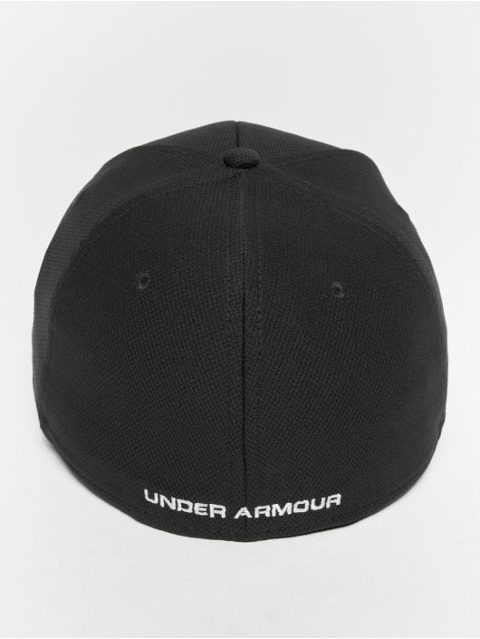 Under Armour Flexfitted Cap Men's Blitzing 30 Cap èierna