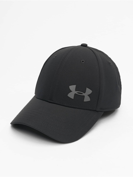 Under Armour Flexfitted Cap Headline 30 èierna