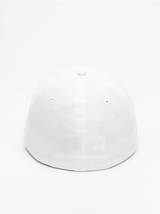Under Armour Flexfitted Cap UA Blitzing 3.0 biela
