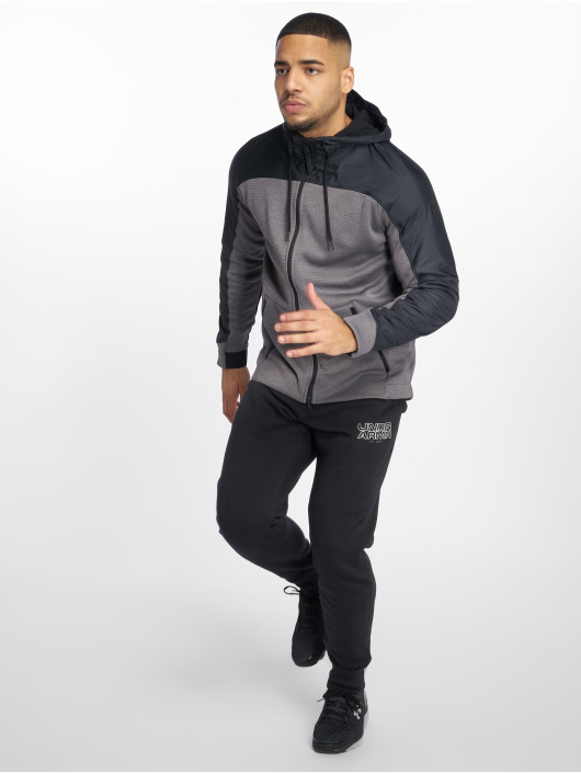 Under Armour Funksjonell jakke Unstoppable Coldgear grå