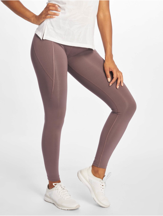 Under Armour Leggings/Treggings UA Rush fioletowy
